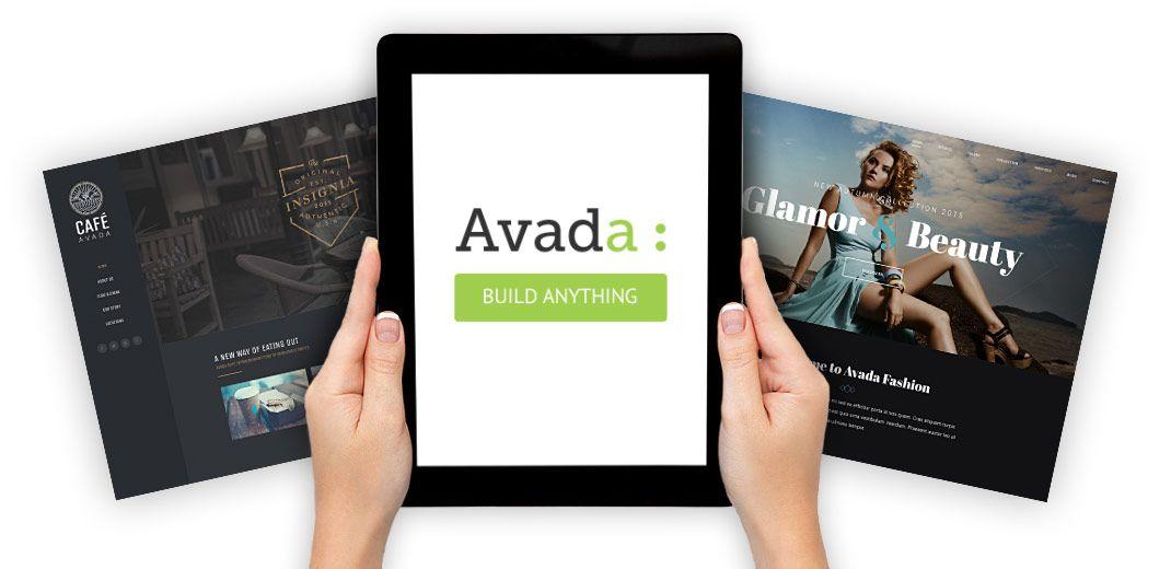 Avada Intro Image