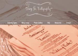 tracyjoecalligraphy